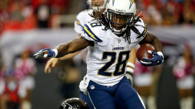 Melvin Gordon, Eagles