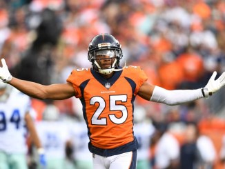 Chris Harris Jr., Broncos
