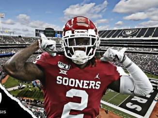 CeeDee Lamb, Raiders, NFL Draft