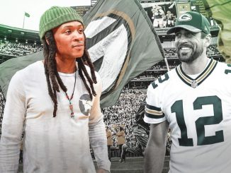 Deandre Hopkins, Aaron Rodgers, Packers
