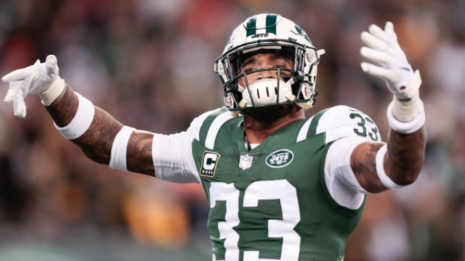 Jamal Adams, Jets, Buccaneers