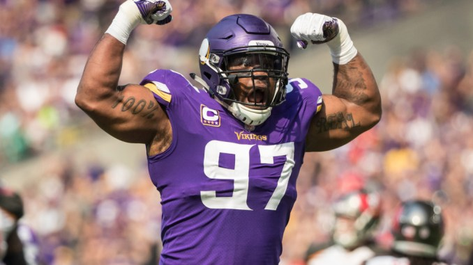 Everson Griffen, Vikings, Cowboys