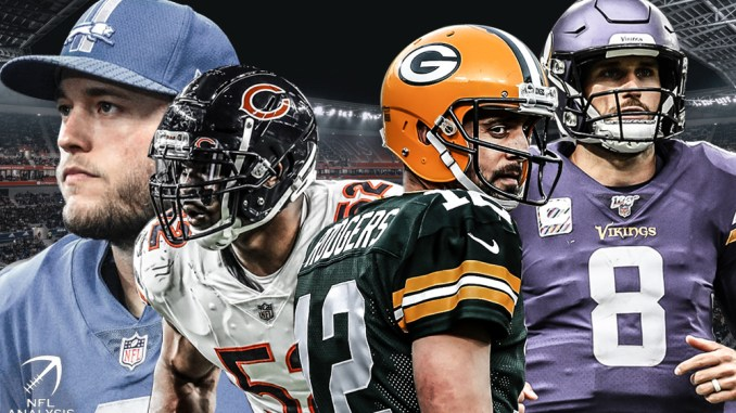 NFC North, NFL
