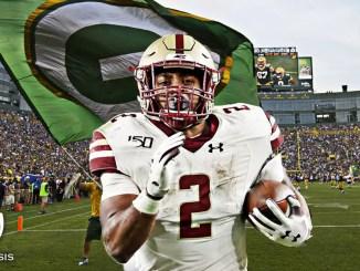 AJ Dillon, Packers