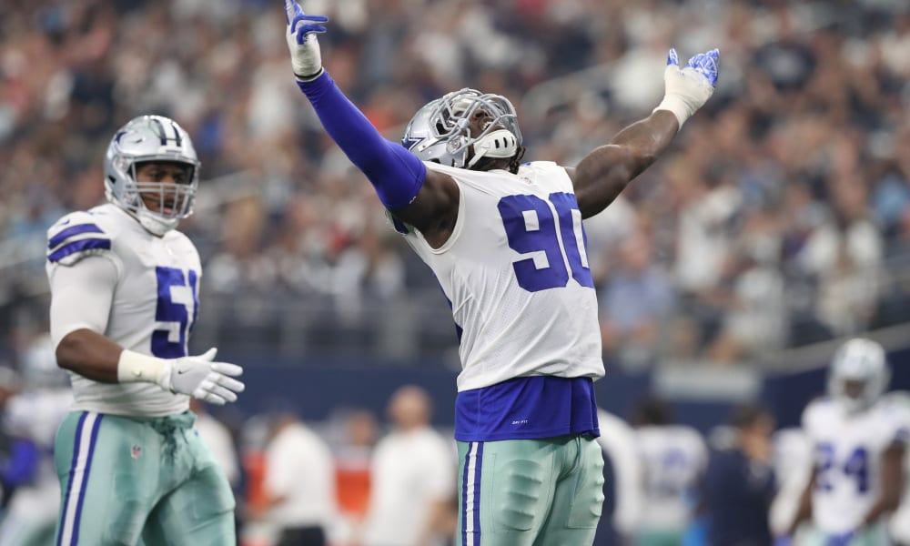 Cowboys, Demarcus Lawrence, Everson Griffen