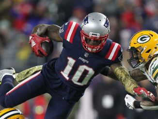 Josh Gordon, Patriots