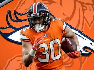 Broncos, Phillip Lindsay, 49ers, Rams, Texans