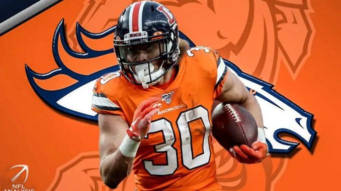 Broncos, Phillip Lindsay, 49ers, Rams, Texans