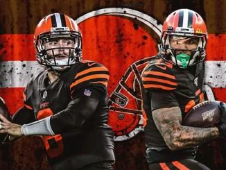 Browns, Baker Mayfield, Odell Beckham Jr.