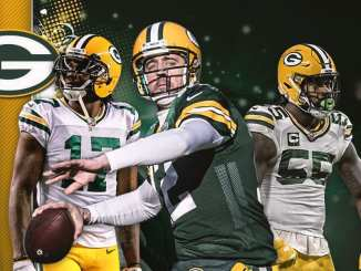 Packers, Aaron Rodgers, Za'Darius Smith, Davante Adams