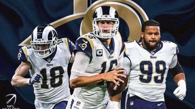 Rams, Bears, Sean McVay, Jared Goff, Aaron Donald