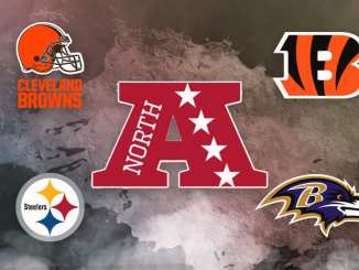 Browns, Bengals, Ravens, Steelers, AFC North, NFL