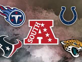 AFC South, NFL, Colts, Texans, Jaguars, Titans