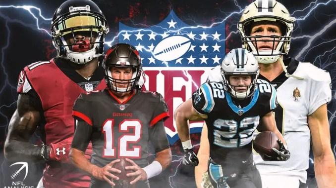 NFC South, NFL