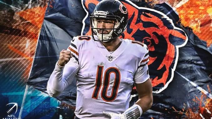 Mitchell Trubisky, Bears