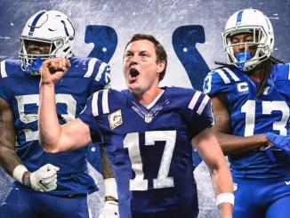 Colts, Philip Rivers, T.Y. Hilton, DeForest Buckner, Darius Leonard