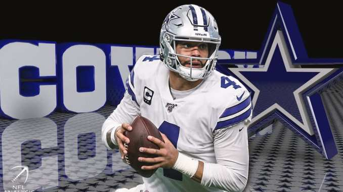 Cowboys, Dak Prescott, Falcons