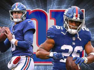 Giants, Saquon Barkley, Daniel Jones