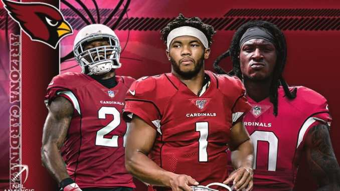 Cardinals, Kyler Murray, Patrick Peterson, DeAndre Hopkins
