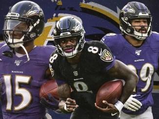 Ravens, Lamar Jackson