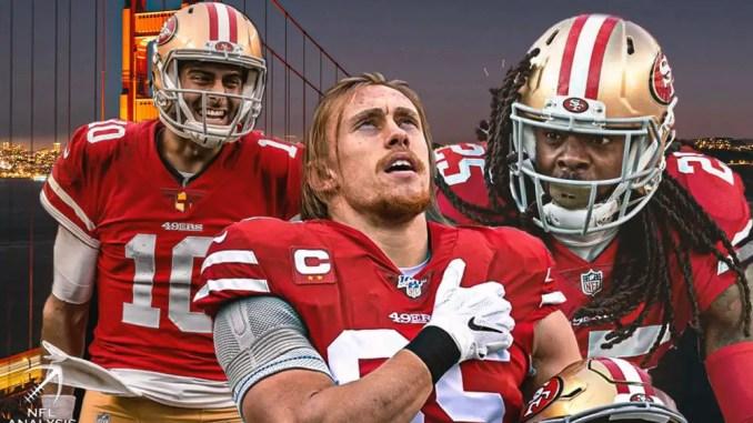 49ers, Jimmy Garoppolo, George Kittle, Richard Sherman