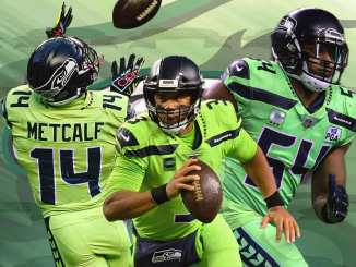 Seahawks, Russell Wilson, D.K. Metcalf, Bobby Wagner