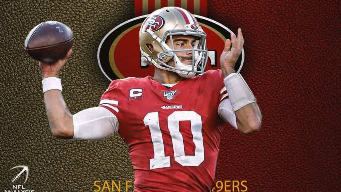 Jimmy Garoppolo, Fantasy Football, 49ers