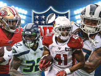 Cardinals, 49ers, Seahawks, Rams, NFC West, NFL