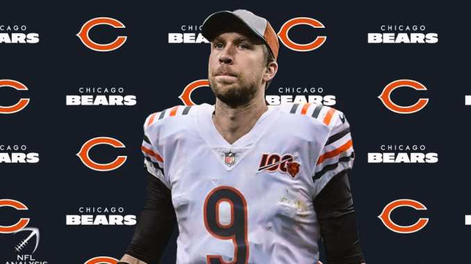 Nick Foles, Chicago Bears