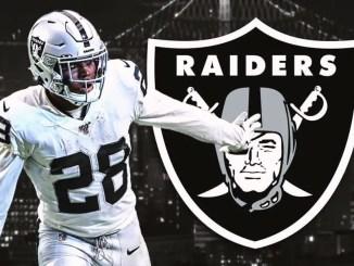 Josh Jacobs, Raiders