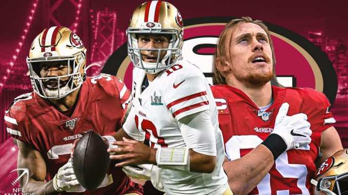 49ers, Jimmy Garoppolo, George Kittle