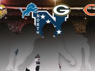 NFL, NFC North, Bears, Lions, Packers, Vikings