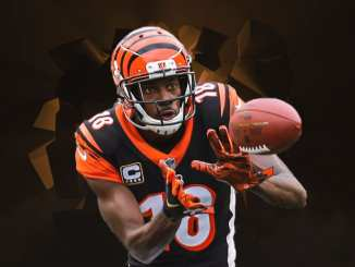 AJ Green, Bengals, Packers