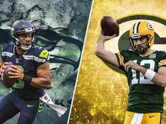 NFL, Aaron Rodgers, Packers, Russell Wilson, Seahawks