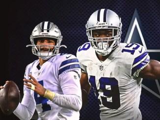 Cowboys, Dak Prescott, Amari Cooper, Rams