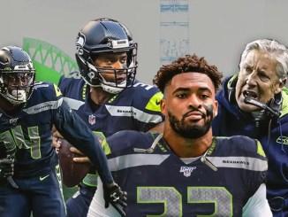 Seahawks, Russell Wilson, DK Metcalf, Jamal Adams
