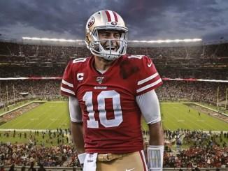 Jimmy Garoppolo, 49ers, Patriots