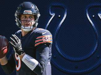 Nick Foles, Bears, Colts