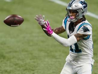 Robby Anderson, Falcons, Panthers