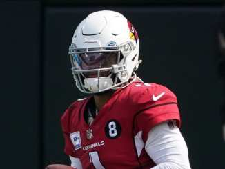 Cardinals, Panthers, Kyler Murray