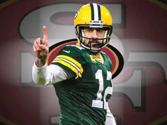 Aaron Rodgers, 49ers