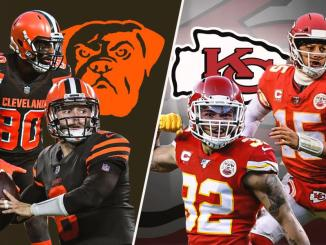 Browns, Chiefs