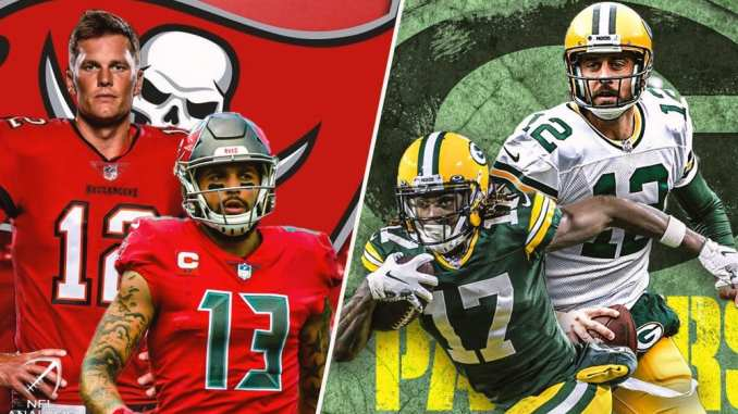 Packers, Buccaneers