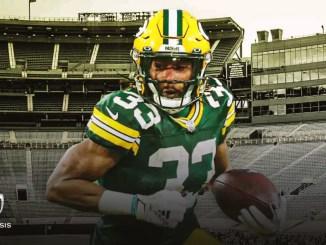 Aaron Jones, Packers
