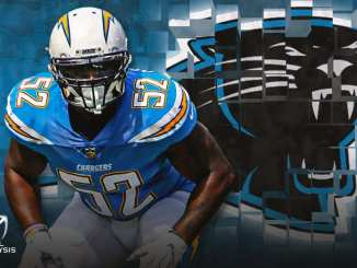 Denzel Perryman, Panthers