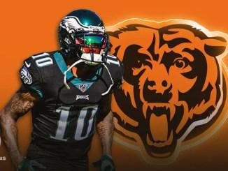 DeSean Jackson, Bears