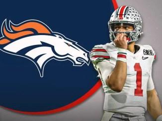 Justin Fields, Broncos, NFL Draft