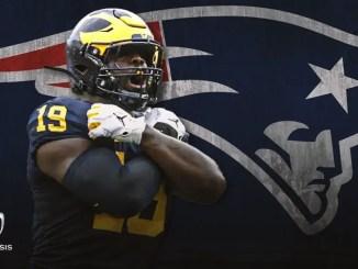 Kwity Paye, Patriots, NFL Draft