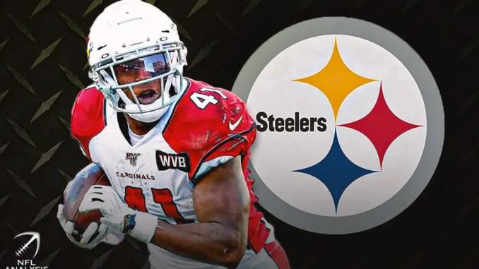 Kenyan Drake, Steelers, Cardinals