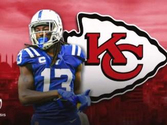 T.Y. Hilton, Chiefs, NFL Free Agency, Colts